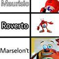 Maurisio VS Marcelo