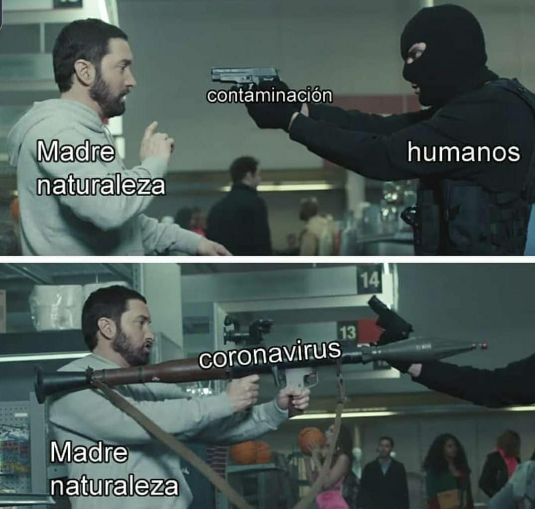 Nos derroto - meme