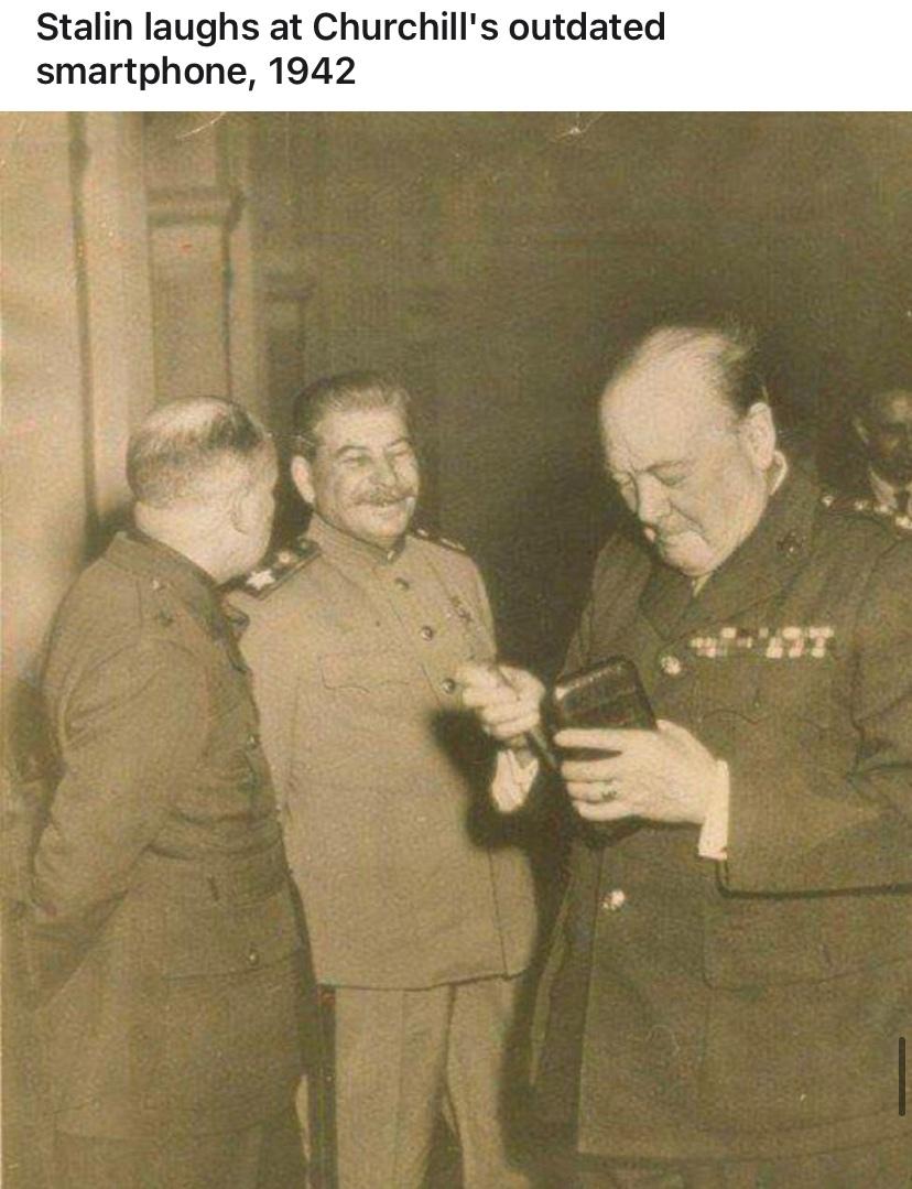 Oh Stalin - meme
