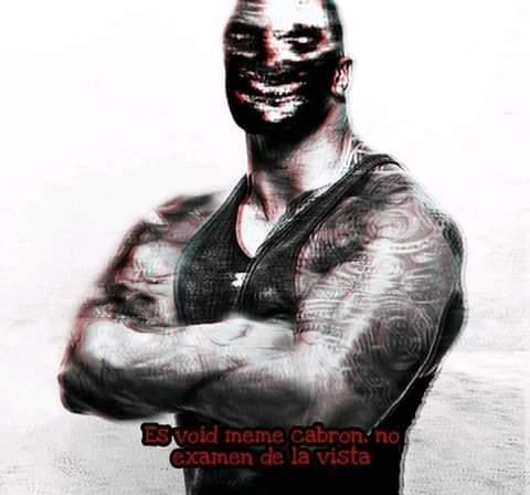 El título escapó de Latinoamérica - meme
