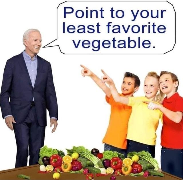 Vegetable Fun - meme