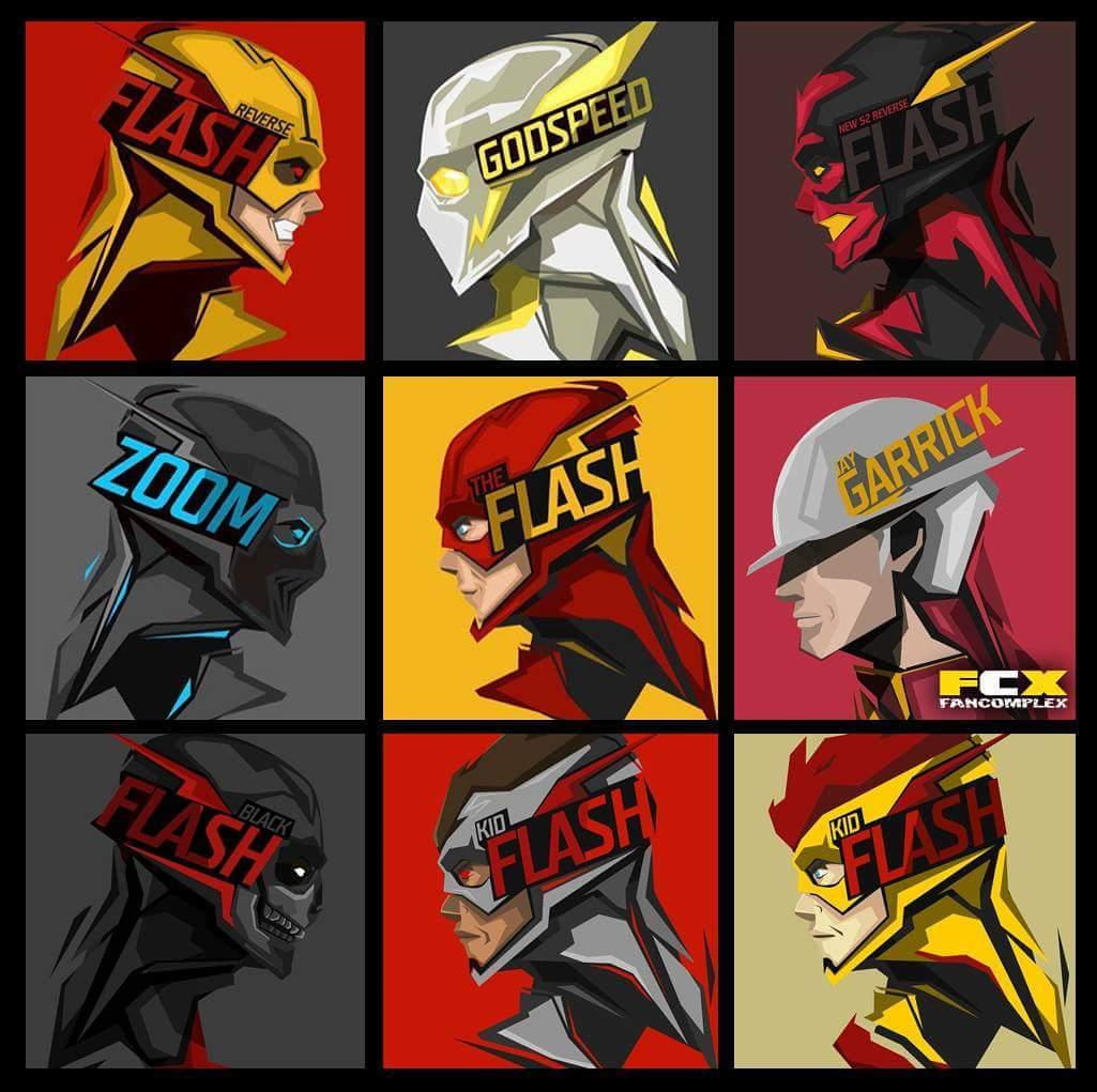 Speedsters - meme