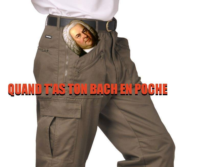 Bach - meme