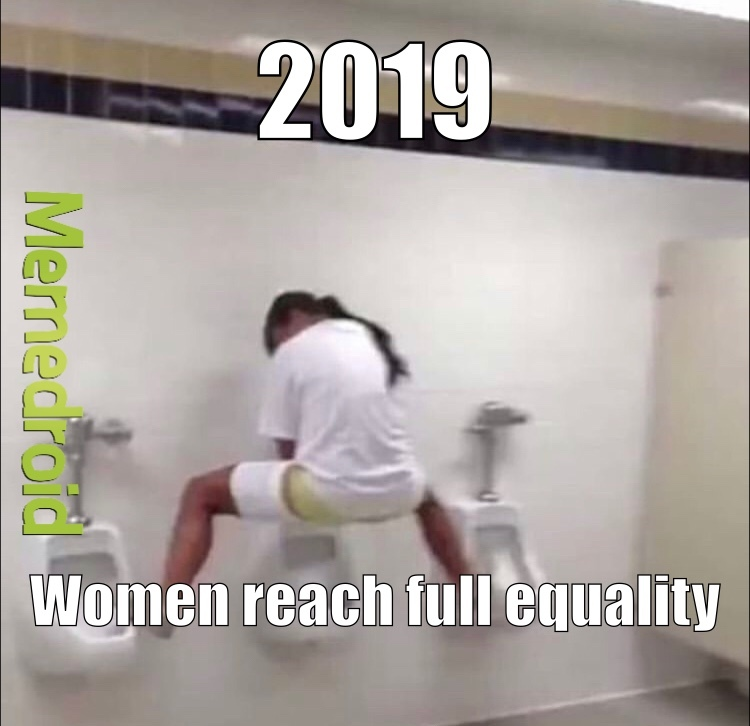 what you wanna beat the urinals broke right after - meme