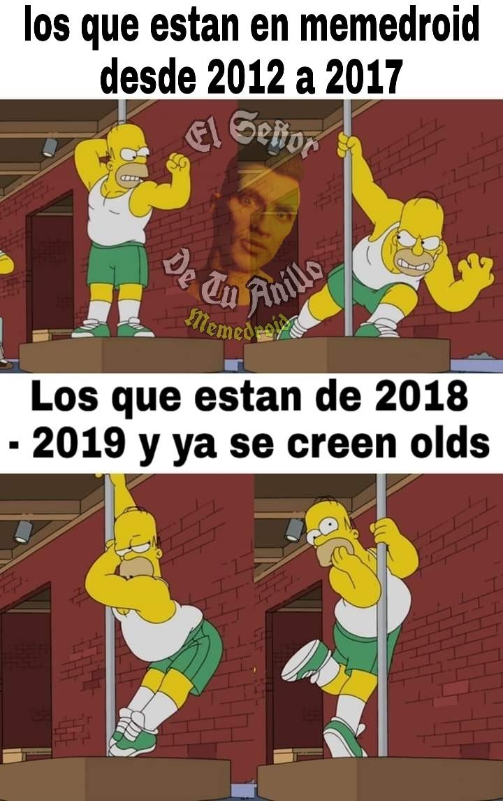 Olds - meme