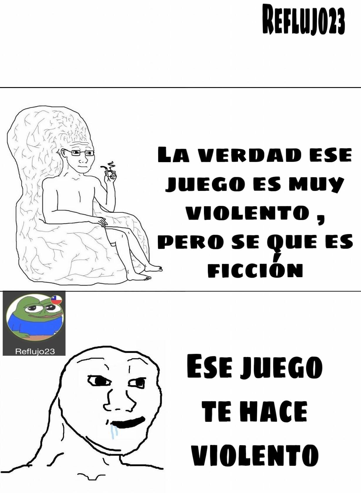 Madres (Original) - meme