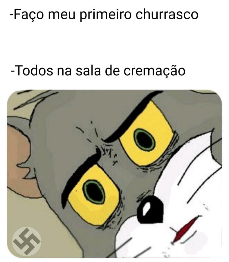 Grande churras - meme