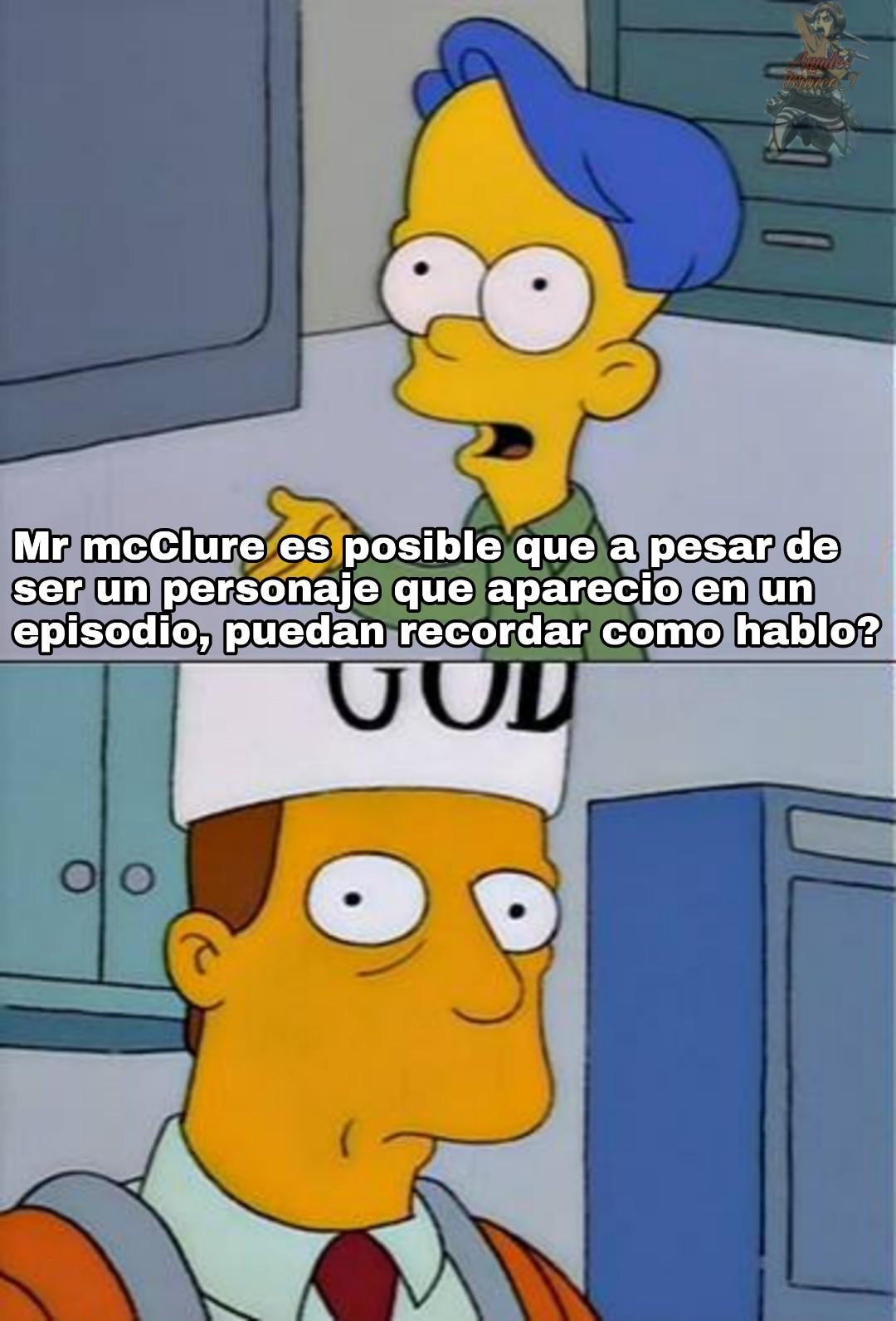 McClure - meme