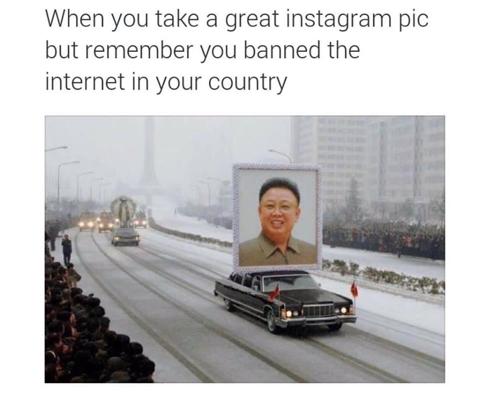 i NEED INSTAGRAM - meme
