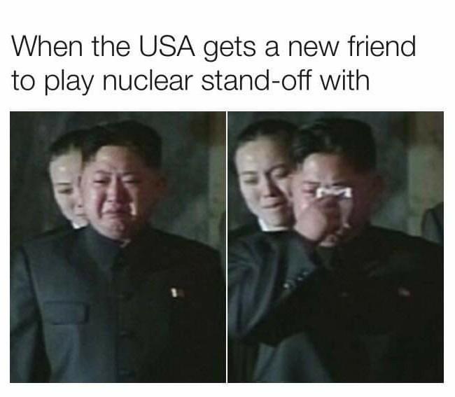 Sad Kim - meme