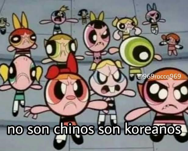 Si son chinos - meme