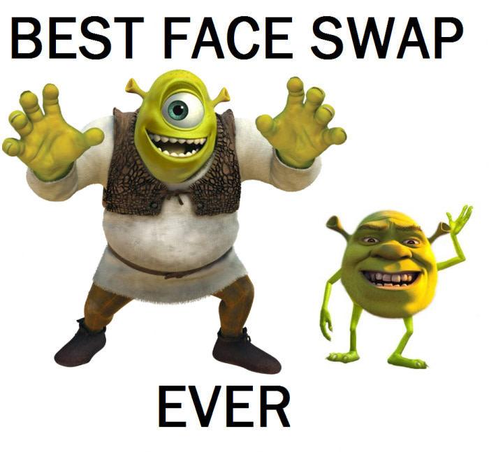 Shrekwasoski xddddddd wexd fun - meme