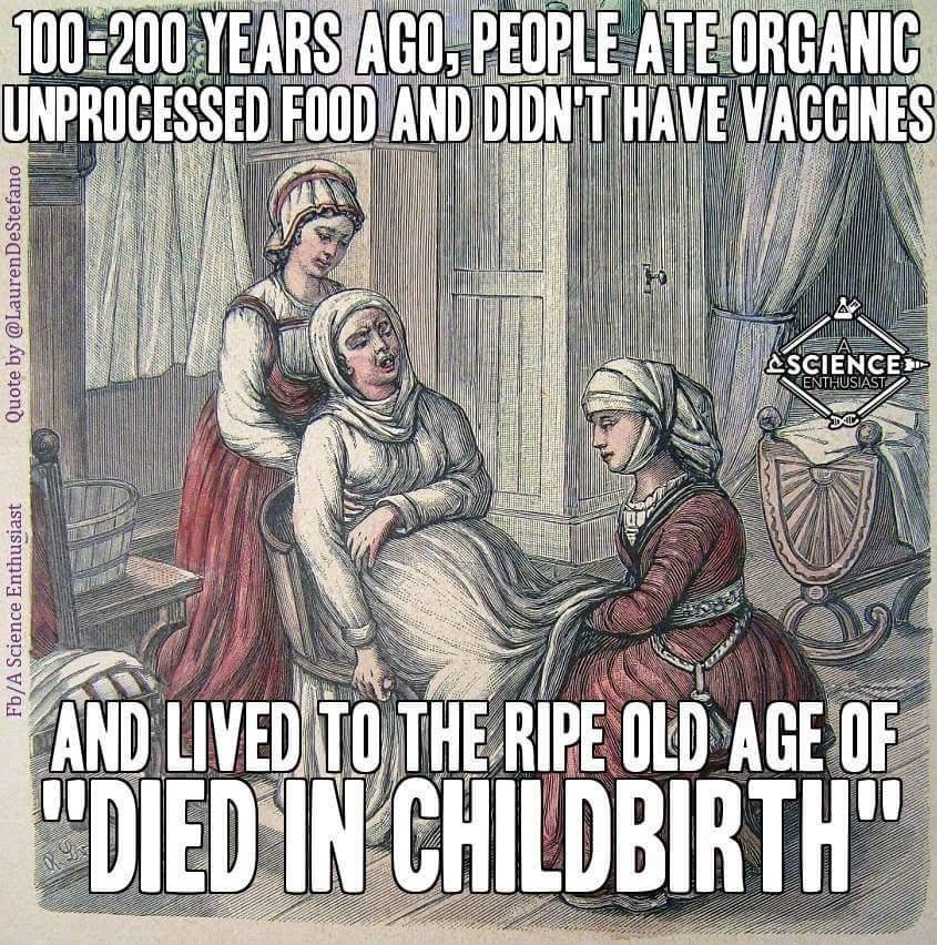 Vaccination - meme