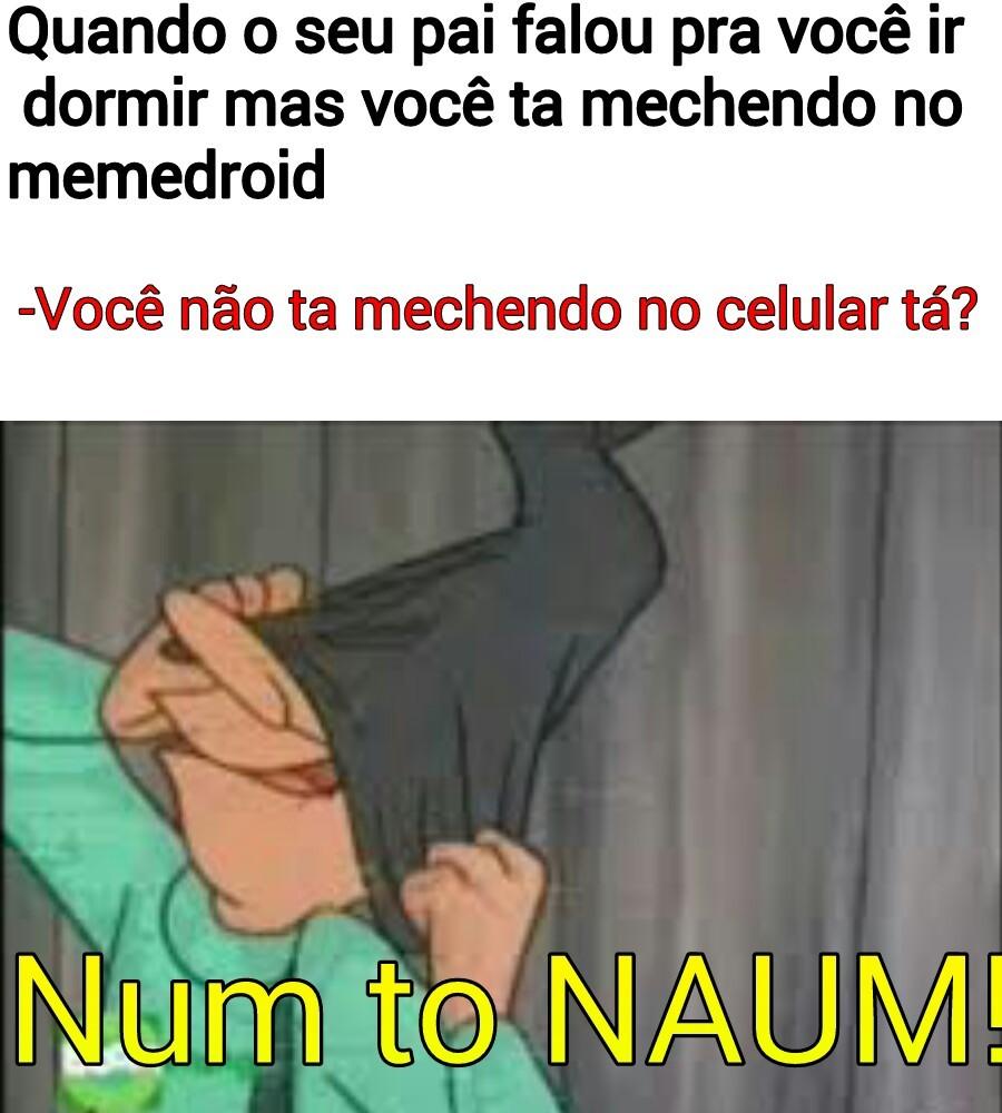 NUM TO NAUM! - meme