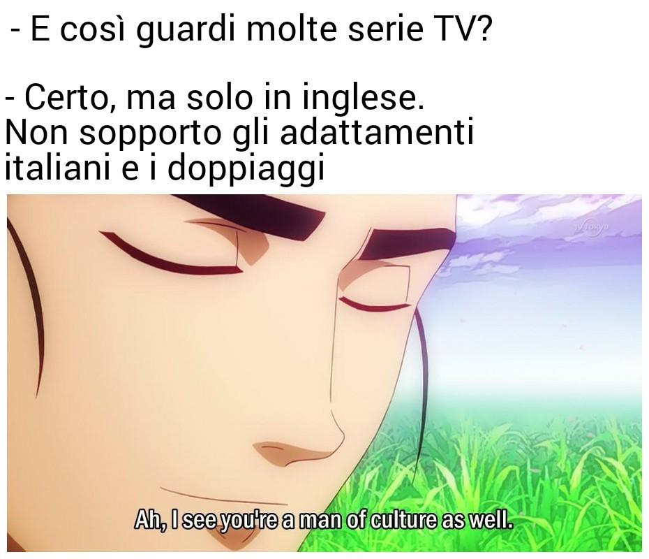 Doppiaggi - meme