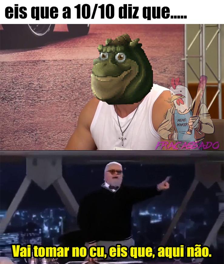 Tijolinho Saturado - meme
