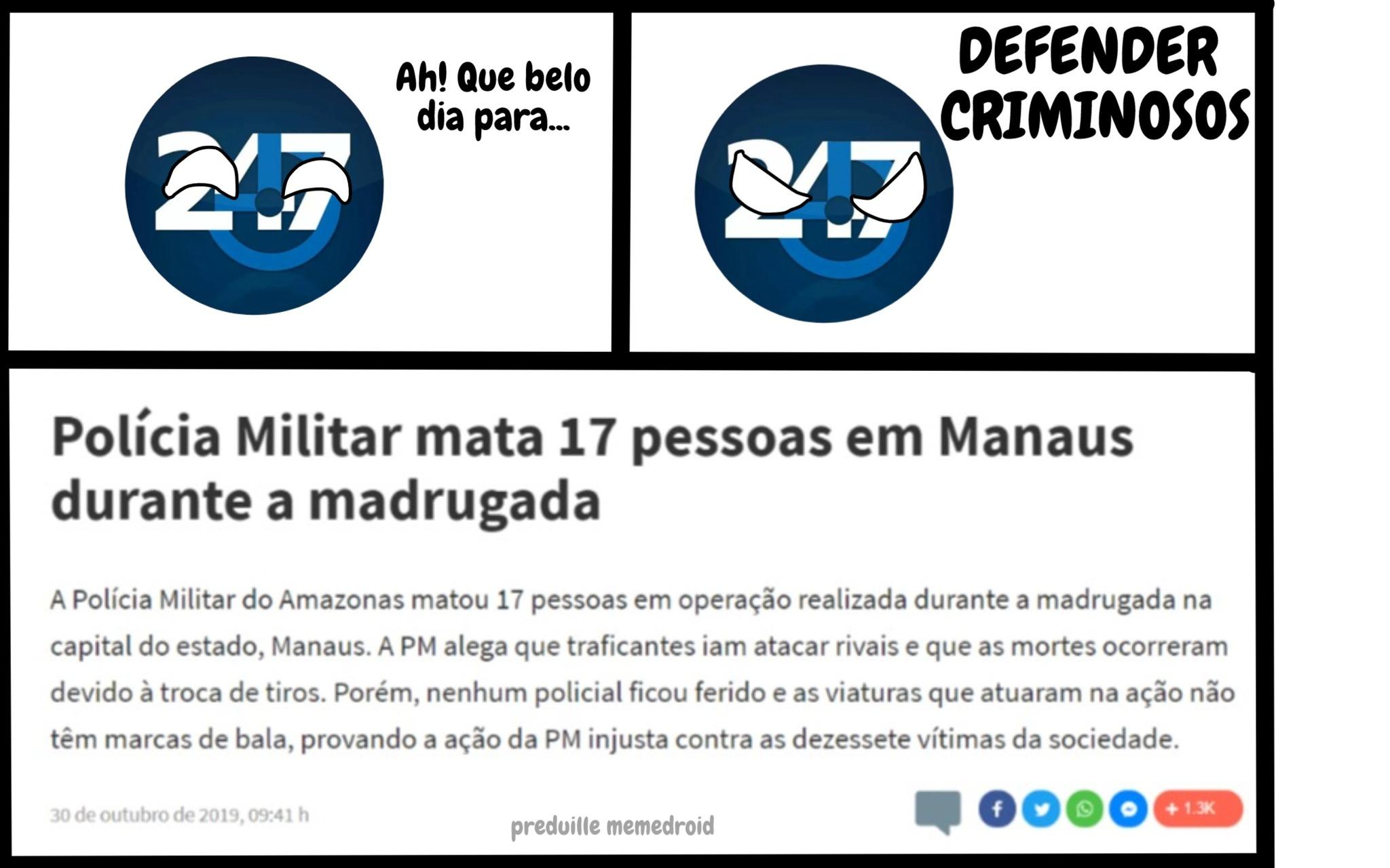 Brasil 247 - meme