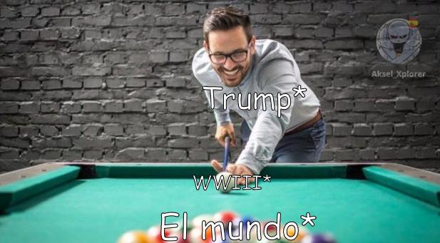 feliz WWIII - meme
