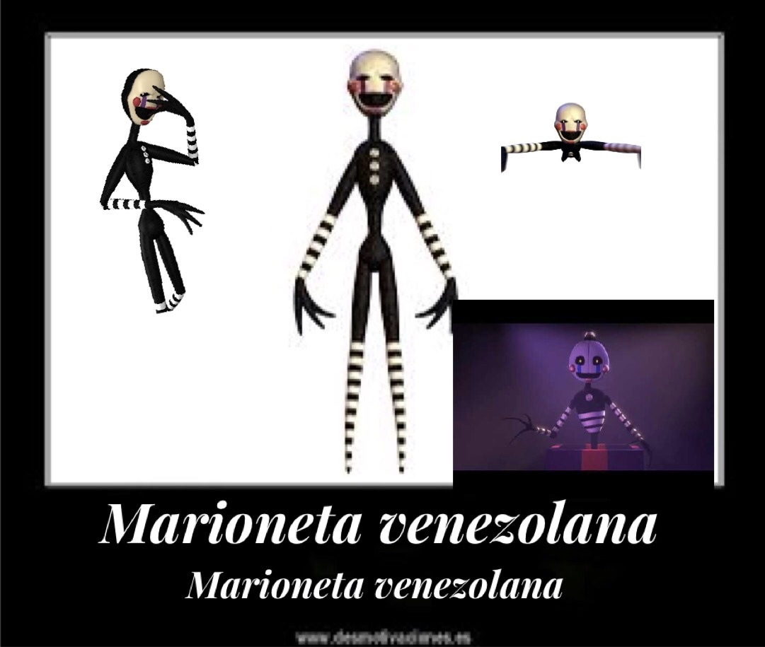 marioneta venezolana - meme