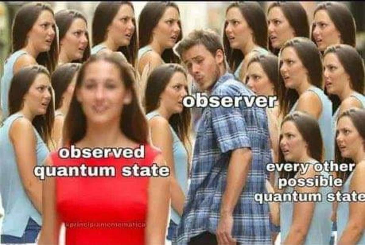 Quantum meme