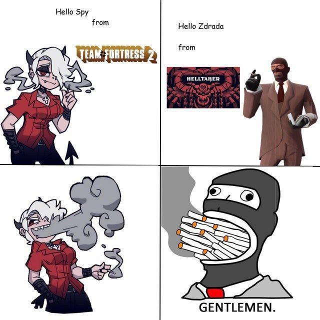 Fumer tue - meme