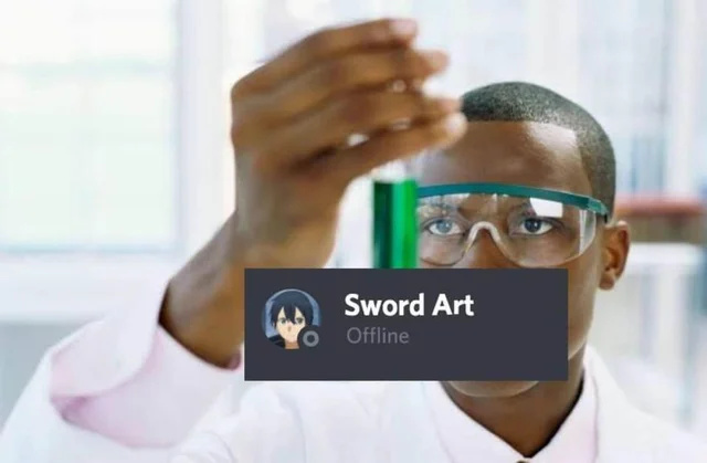 FINALY sword art offline - meme