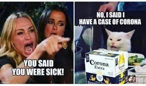 corona memes