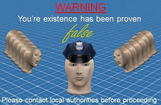 False - meme