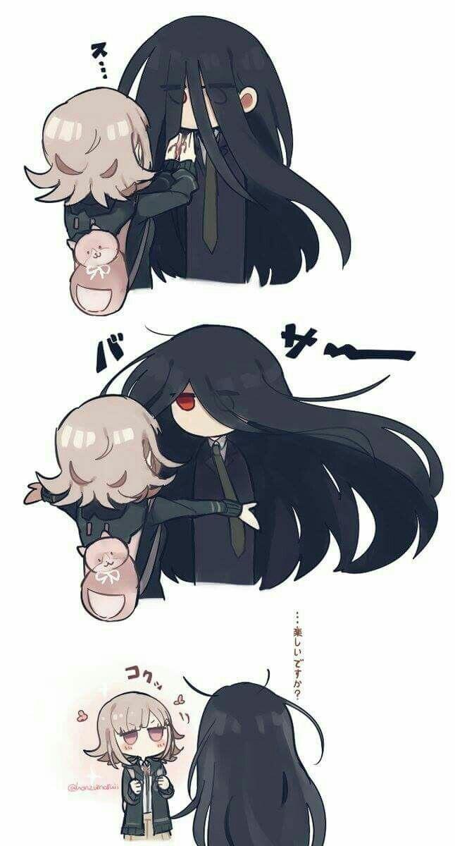 Nanami so cute :3 - meme