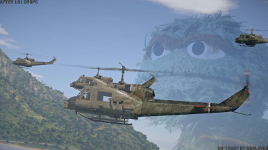 Fortunate son intesifield - meme