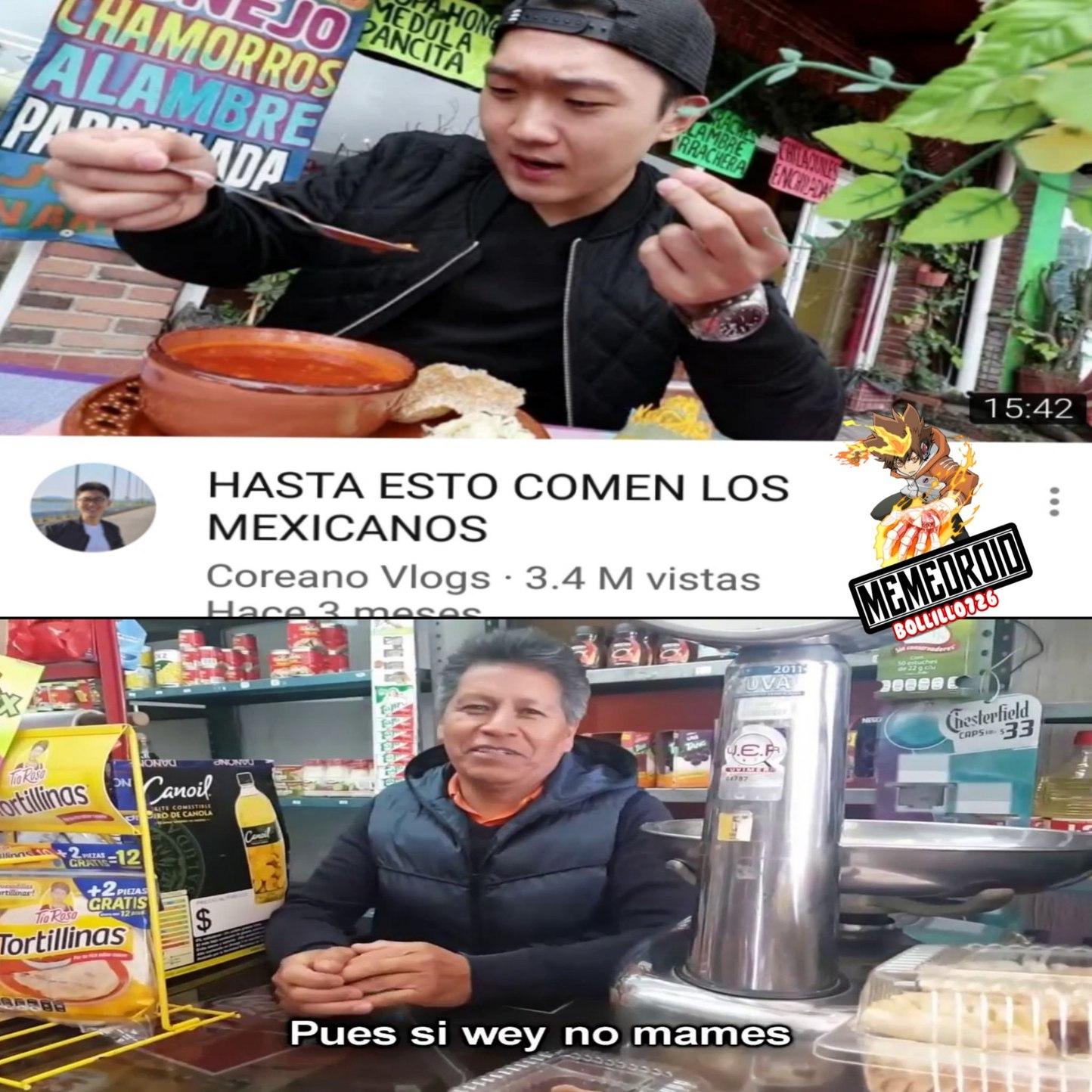 Bolillo - meme