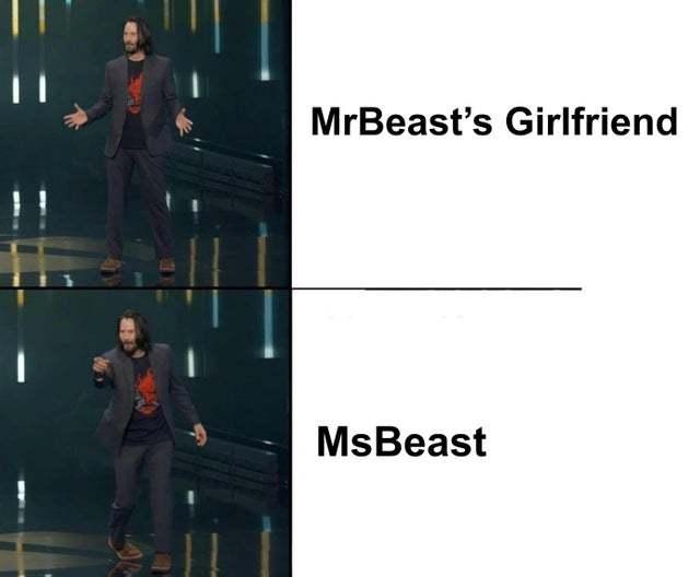 MsBeast - meme