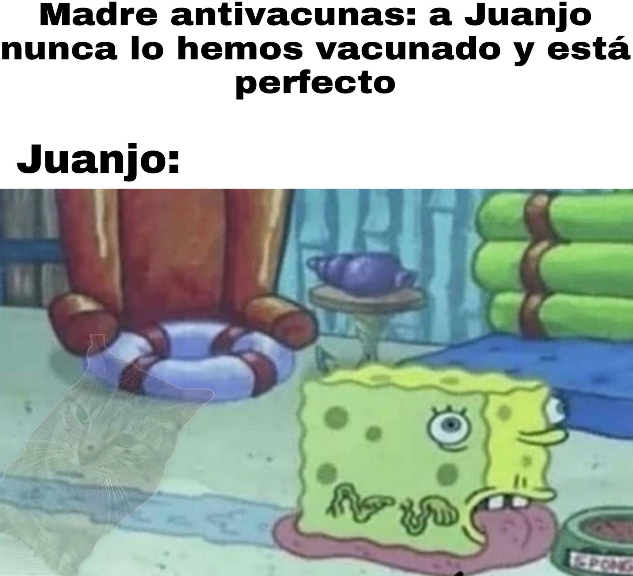 Juanjo - meme