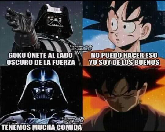 El black - meme