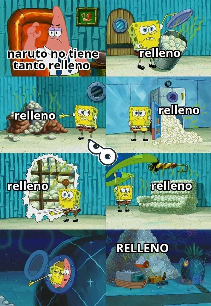 Naruto o Boruto? - meme
