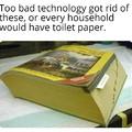 Shitpaperpocalypse