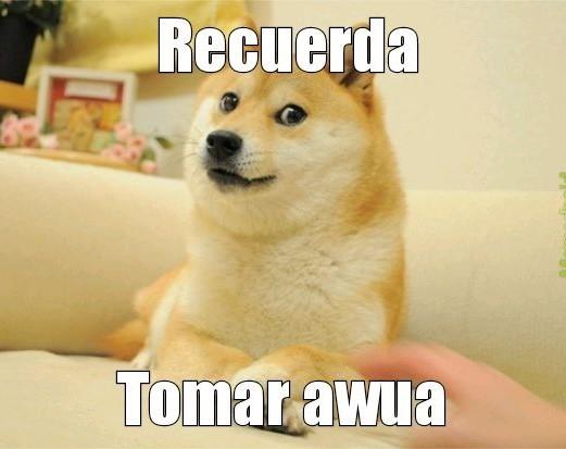 Ya tomaste? - meme