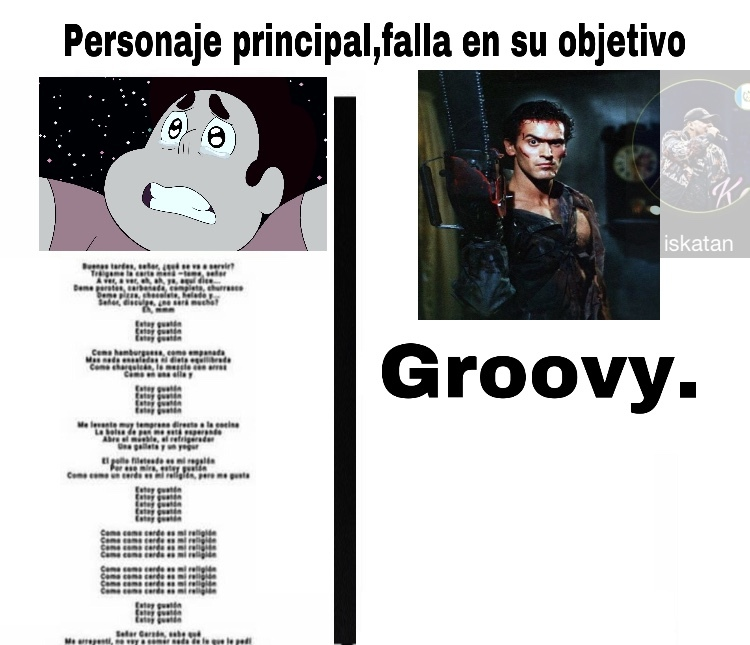 Ash Williams,re capo - meme
