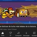 Juegazo el Mario & Luigi Bowser Inside Story