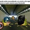 ¡WTF!Con Black Panther :'v
