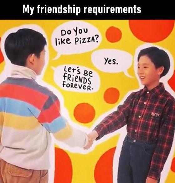 friends - meme