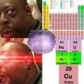 Protactínio Urânio Nitrogênio Oxigênio Cobre