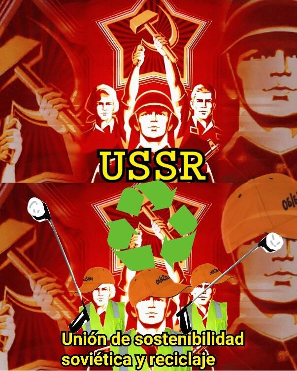 USSR - meme