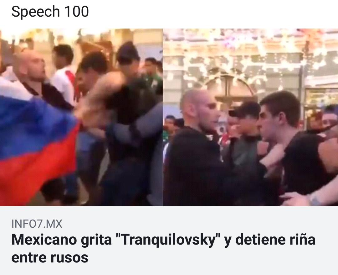 Tranquilovsky - meme