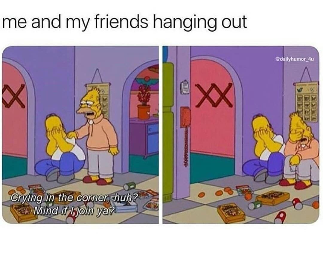 Me every night - meme