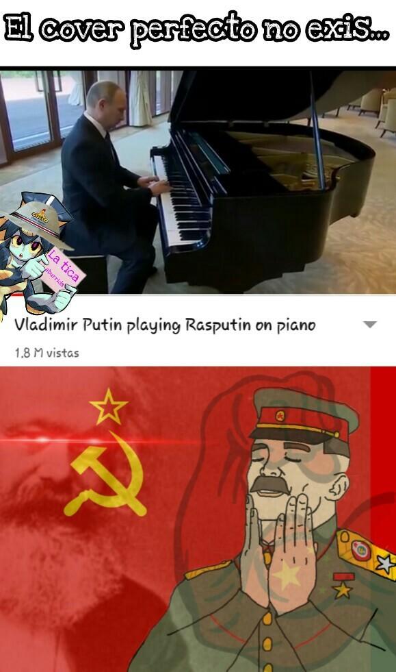 Ni idea de como llegue a ese video - meme