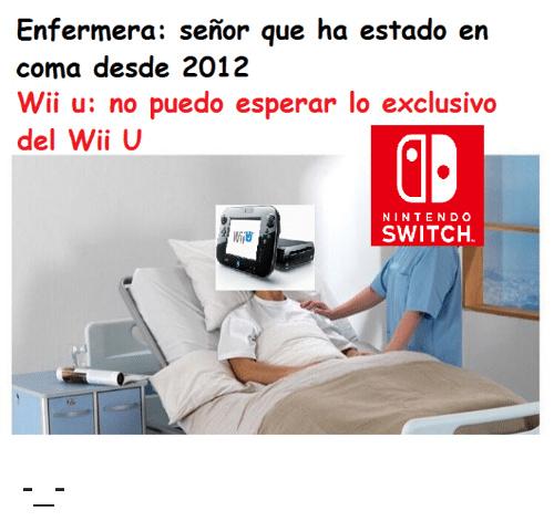 Wii u - meme