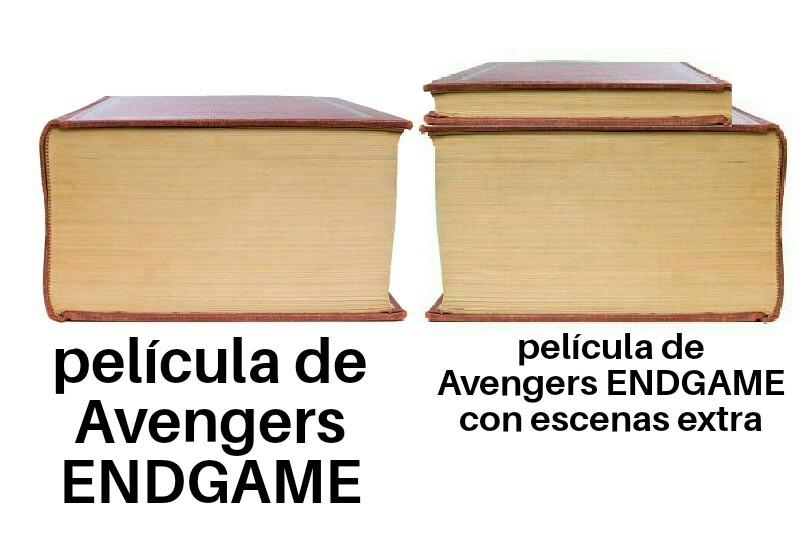 El título la está viendo para saber si Thanos se termina su caldito - meme