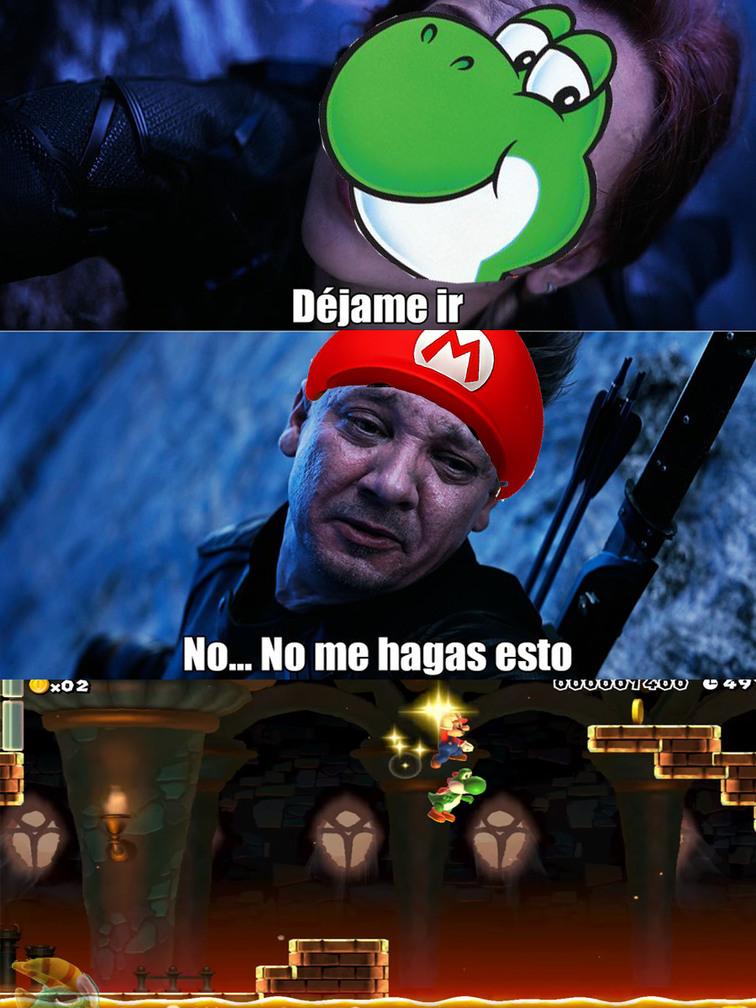 adios yocho numero 5 - meme