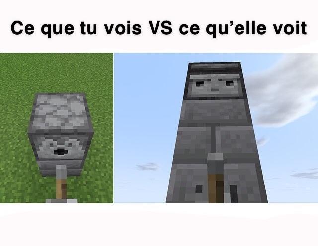 minecraft memes <3